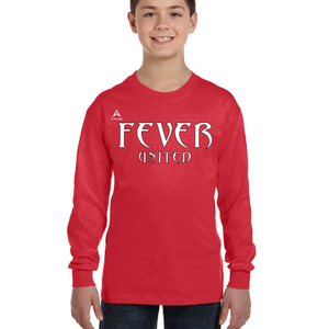 Fever United Long-Sleeve T-Shirt (Red)