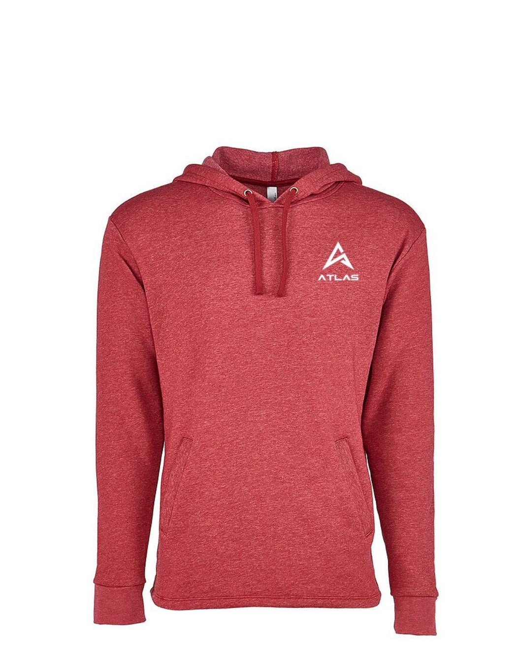 ATLAS light weight Pullover Hoodie