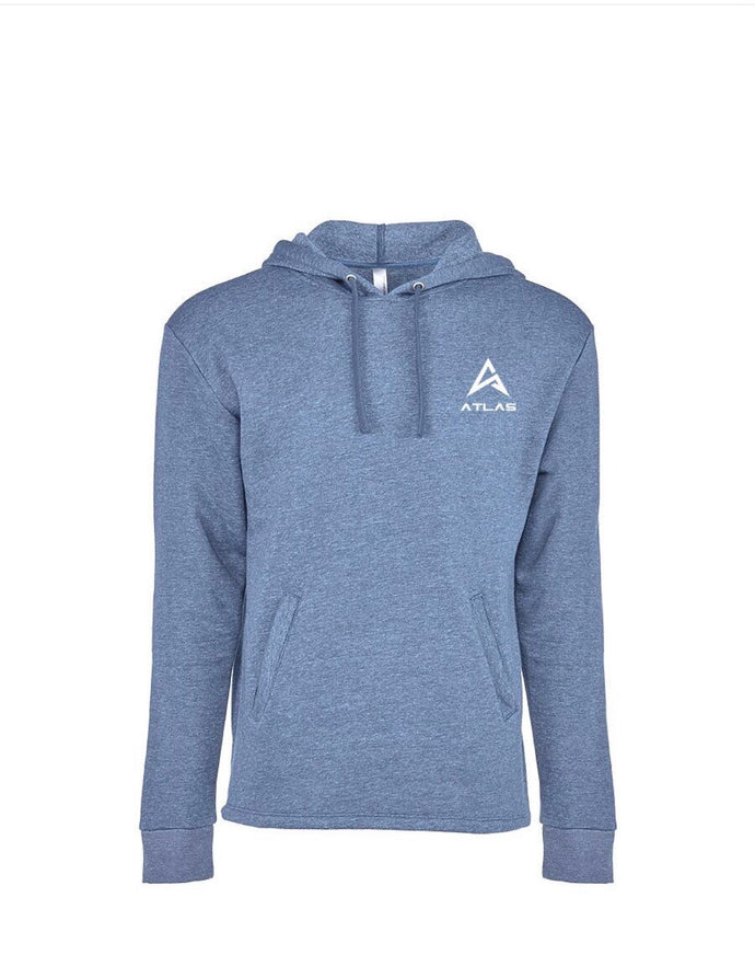 ATLAS Light-Weight Pullover Hoodie