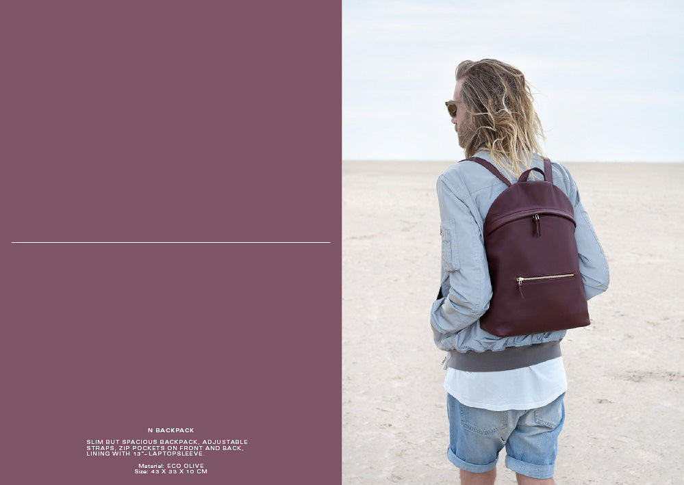 EARLY LOOKBOOK, N-BACKPACK, THIS IS EARLY