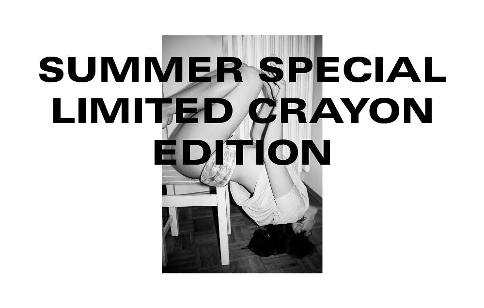 PHOTOGRAPHY BY LOTTERMANN & FUENTES, CRAYON EDITION, EARLY SUMMER SPECIAL