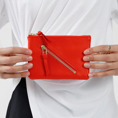 2ZIP WALLET | RED