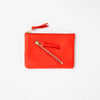 2zip wallet, eco edition, eco nappa, red, early