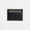 CARD CASE, THIS IS EARLY, CARD HOLDER, MADE IN GERMANY, ECO LEATHER, OLIVE TANNED LEATHER, BLACK