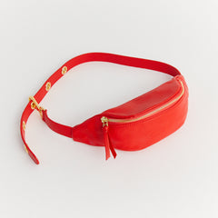 SLIM HIPBAG | RED
