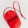 LITTLE ONE | ECO OLIVE LEATHER | RED