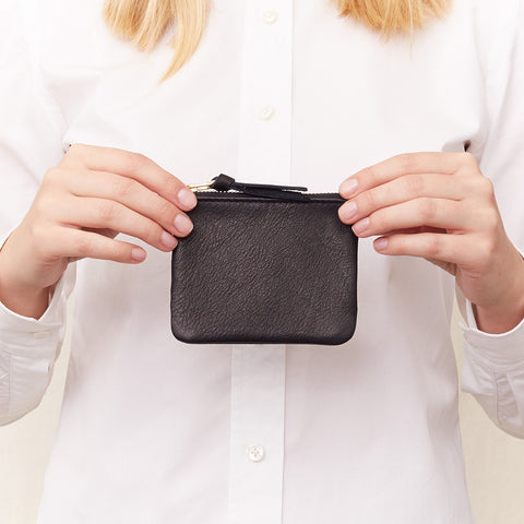 MINI POUCH | BLACK