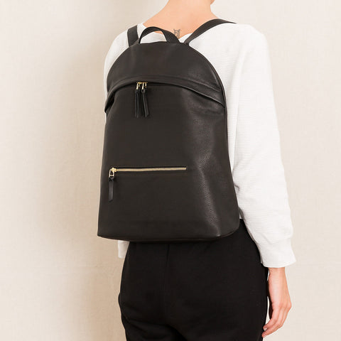 N BACKPACK| BLACK