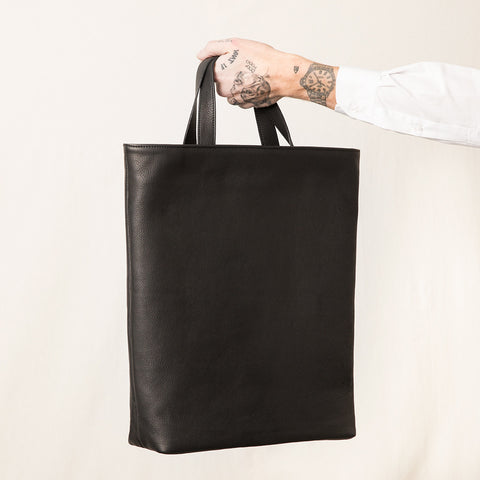 TOTE BAG | BLACK