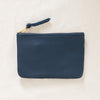 wallet, ocean blue, eco nappa, extra compartment for cards