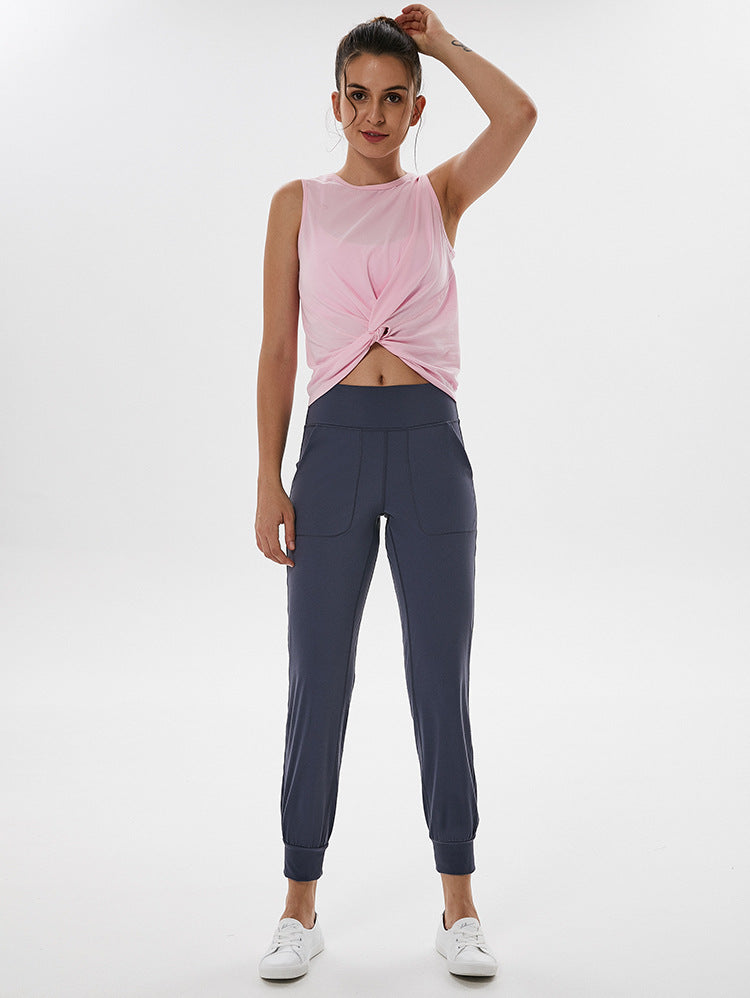 Bliss Joggers - Lilac Grey