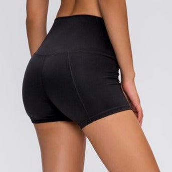 Seamless Mid Rise Shorts