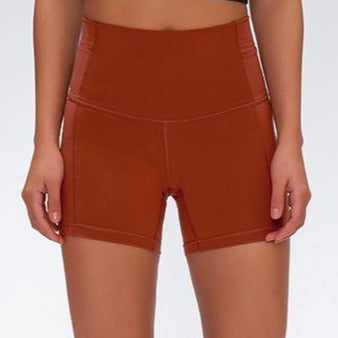 Move High Waisted Shorts