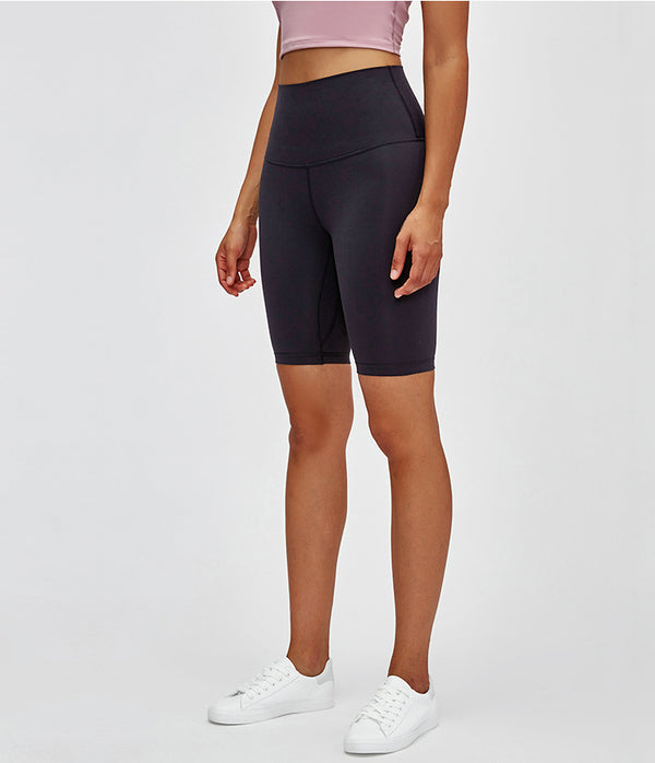 Seamless High Waisted Biker Shorts