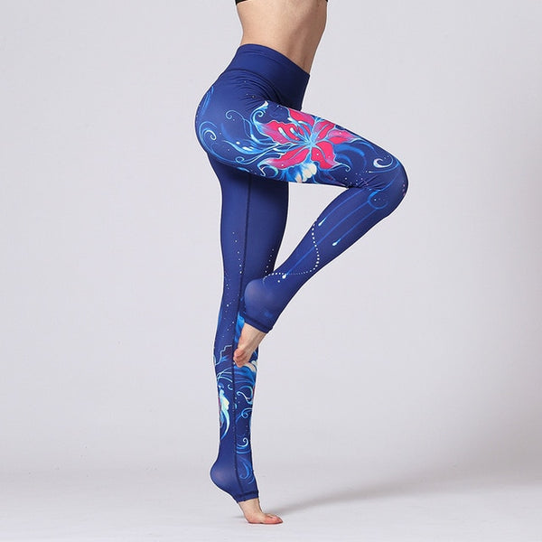 Whimsy Flora Leggings