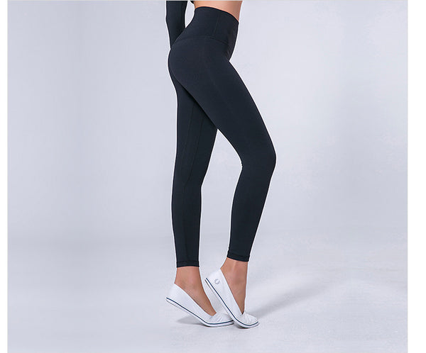 Seamless Leggings - Black