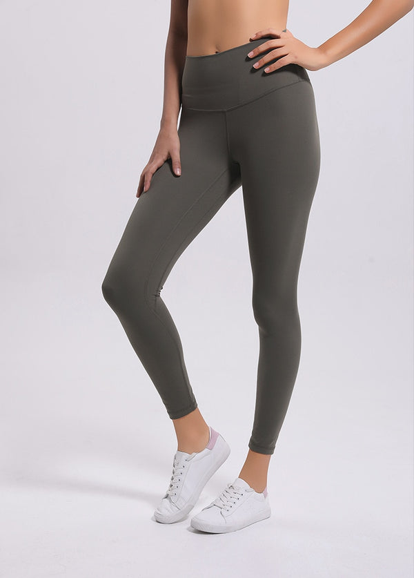 Seamless Leggings 2.0 - Olive