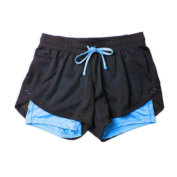 Conquer Shorts - Blue