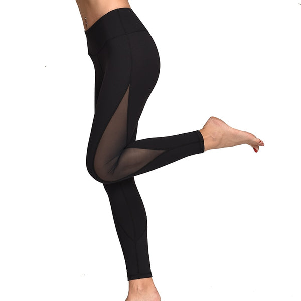 Agile Leggings - Black