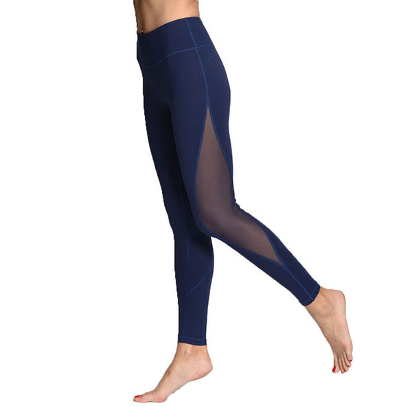 Agile Leggings - Navy