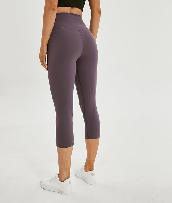 Seamless Capri - Deep Purple