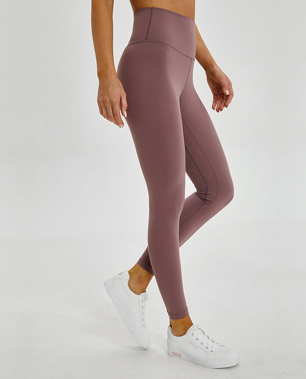 Seamless Leggings -  Cocoa