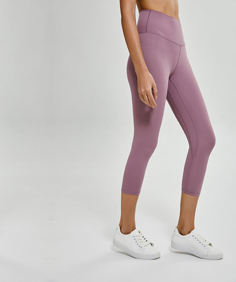 Seamless Capri - Lotus