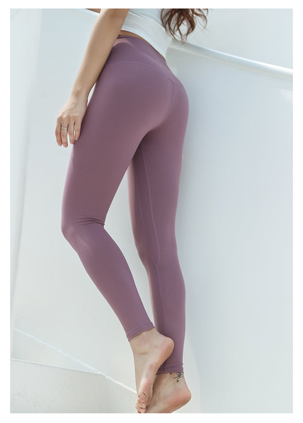 Seamless Leggings - Lotus