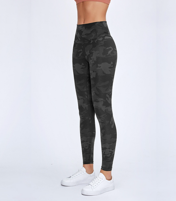Seamless Printed Leggings