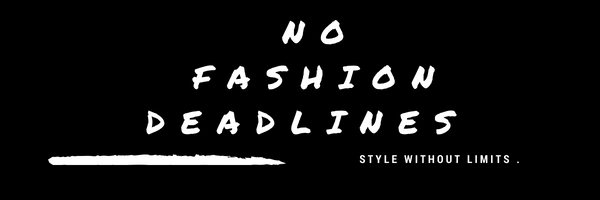 No Fashion Deadlines Coupons and Promo Code