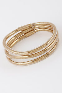 Rose Gold Cuff Fashion Bracelets