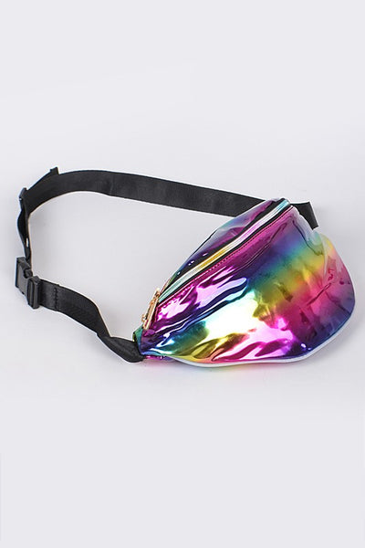 Rainbow Gorgeous Fanny Pack - Nofashiondeadlines