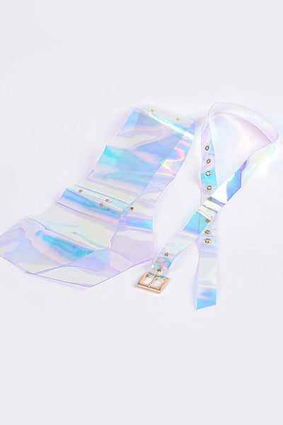 Fashion Clear Belt - Nofashiondeadlines