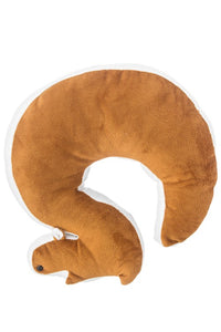 Squirrel Shaped Neck Pillow
