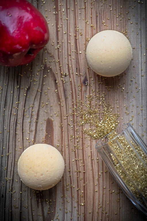Apple Champagne Bath Bomb