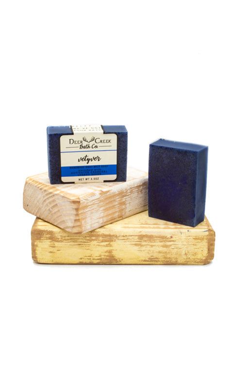 Vetyver Bar Soap