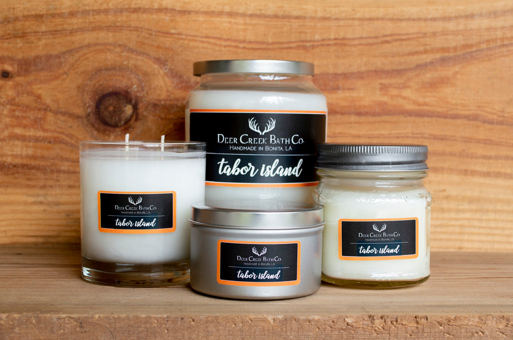 Tabor Island Candles and Wax Melts