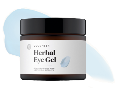 Cucumber Herbal Eye Gel