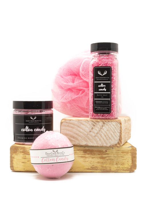 Cotton Candy Gift Pack