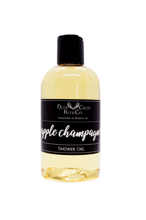 Apple Champagne Shower Gel