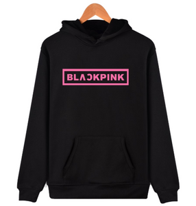 K-POP Girl Group Blackpink Hoodies Unisex