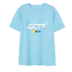 K-POP GOT7 EYES ON YOU 2018 Album Shirts Unisex