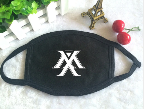 K-POP MONSTA X Mouth Mask