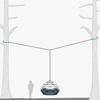 Rigging Kit 3 - Two Trees (or more)