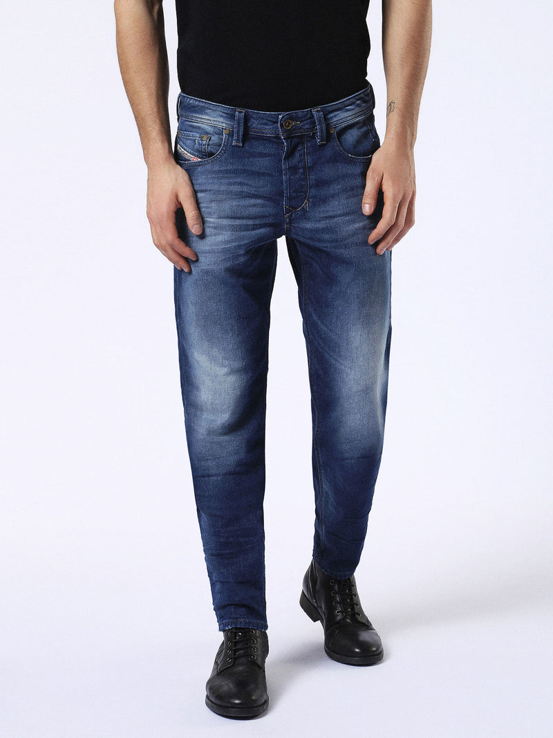 Diesel - Larkee-Beex 84CV Regular fit Jeans