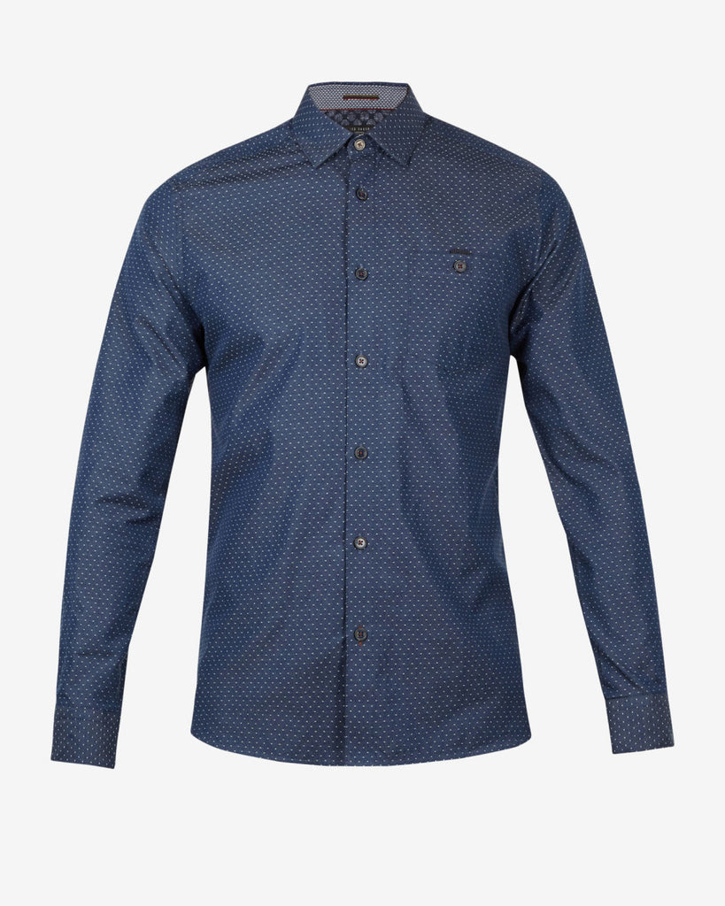 Ted Baker - Birksey Diamond Shirt