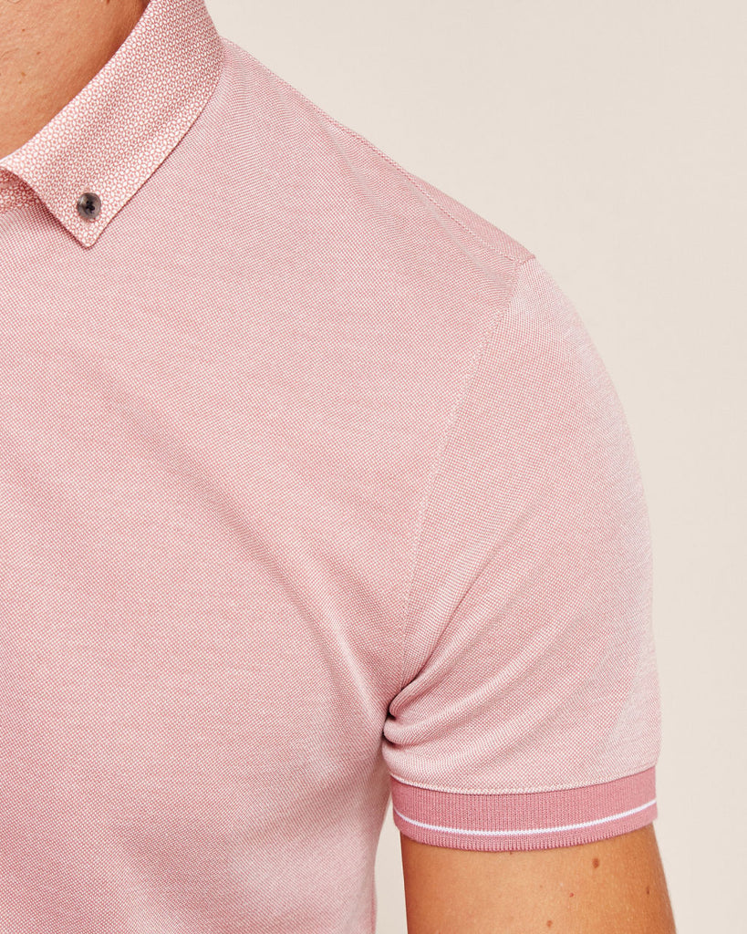 Ted Baker - Branin Polo (Pink)