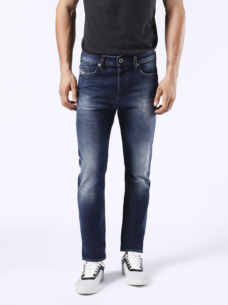 Diesel - Buster 853R Tapered leg Jeans