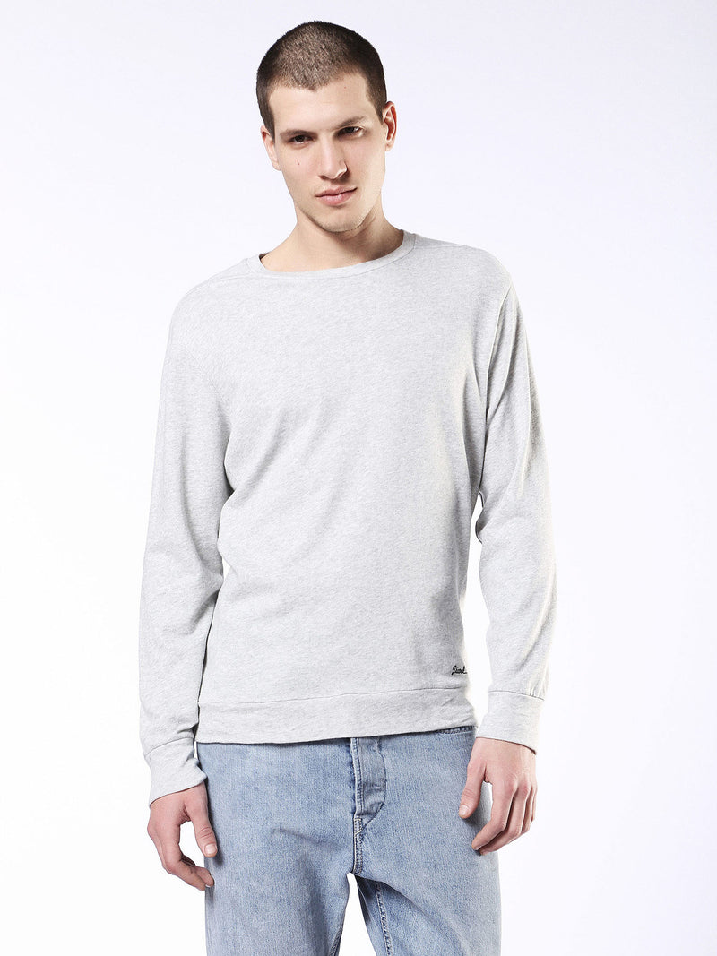 Diesel - Compton casual crew neck sweater (Grey)