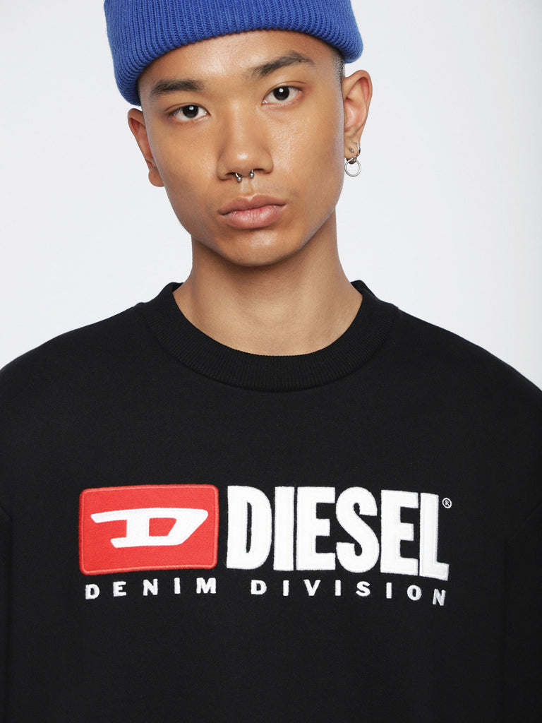 Diesel - Crew Division Sweater (Black)